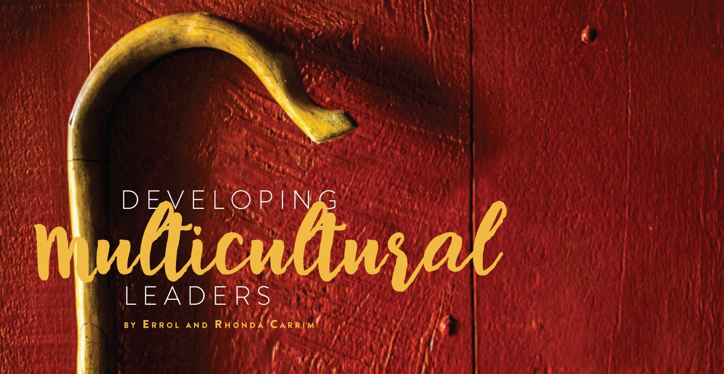 Developing Multicultural Leaders