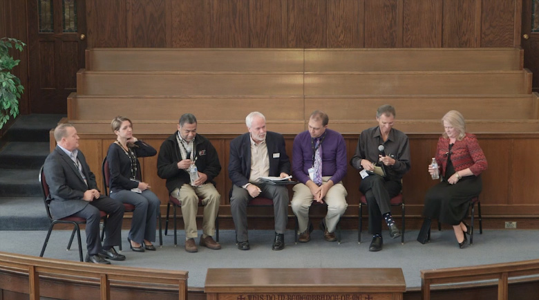 Session 2: Life in Exile - Ministry in a Changing Culture, within Changing Congregations & the Challenge of Leadership - Panel Response