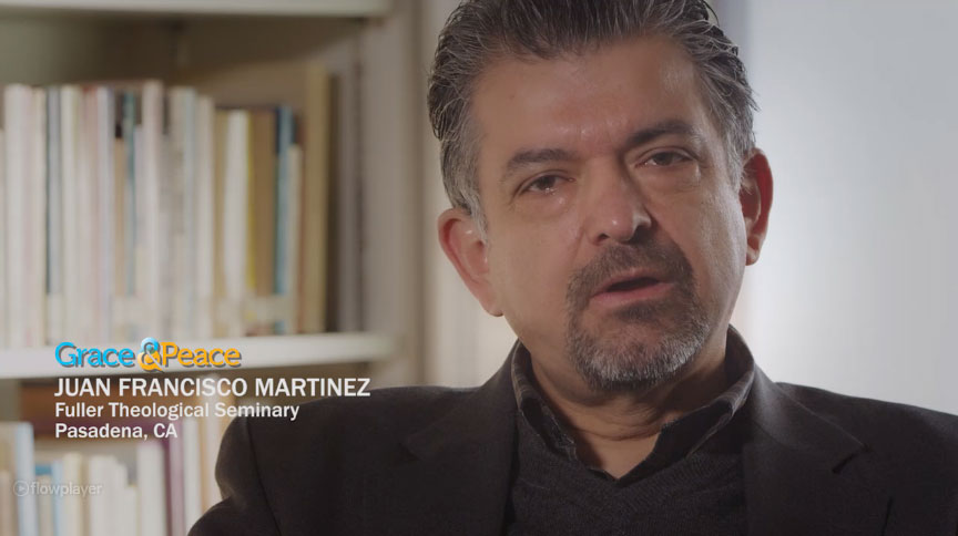 Being Christian and Latino: An Interview with Juan F. Martínez - Part 4